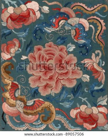 ancient fabric