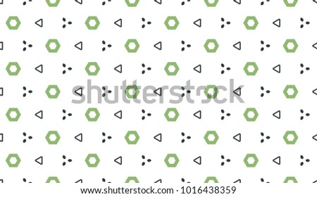 Ancient Geometric pattern in repeat. Fabric print. Seamless background, mosaic ornament, ethnic style. Design for prints on fabrics, textile, covers, paper, wallpaper, interior, patchwork, wrapping