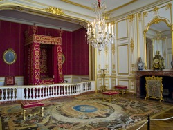 Ancient Room from Chambord Castle