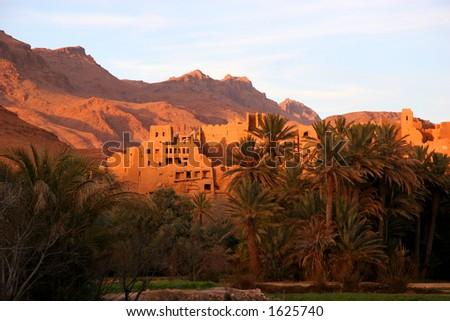 ancient ruins, morocco