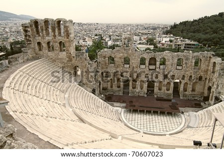 the construction of the greek theater Greek - roman theatre glossary ancient theatre archive project compiled by thomas hines, professor emeritus, whitman college editor and phonetic advisor, edward e foster, professor not a typical feature of greek theatre construction.