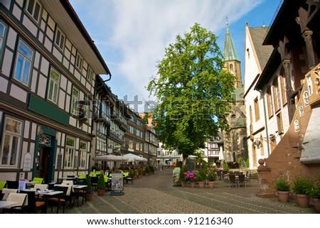 Ancient Town Goslar