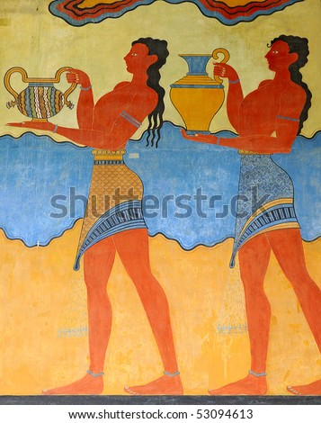 Ancient Wall Painting