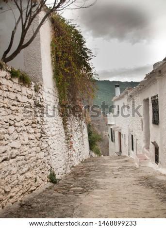 Andalus Capileira Alpujarras Granada (Spain) #1468899233