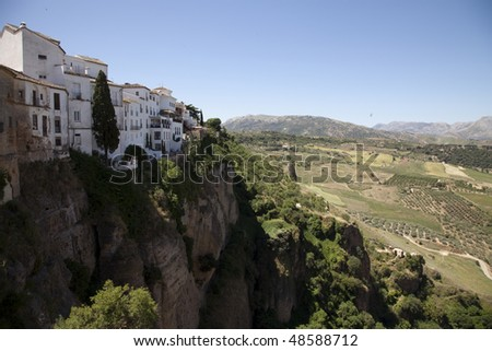 Andalusia in Spain