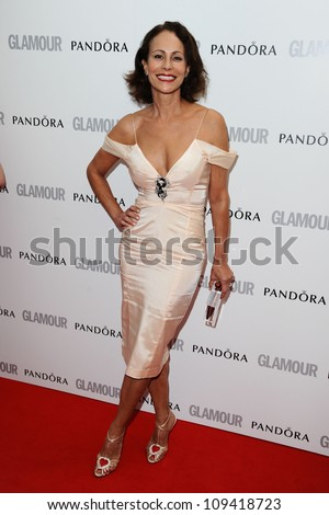 Andrea Dellal arriving for the Glamour Women Of The Year Awards 2012, at Berkeley Square, London. 29/05/2012 Picture by: Steve Vas / Featureflash