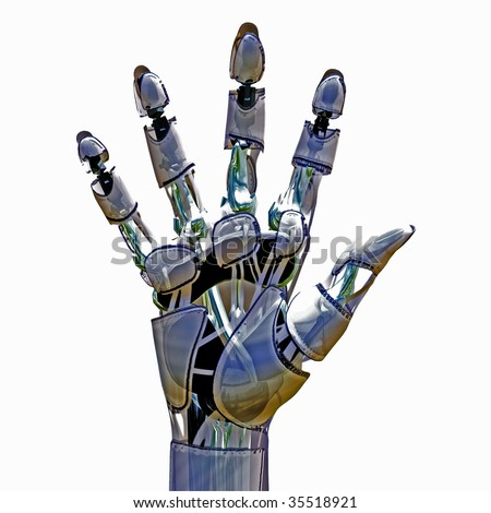 Android Hand