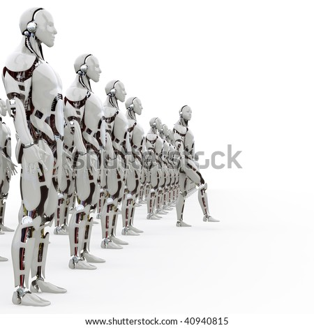 Androids takes a step forward from the ranks