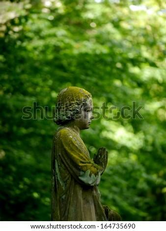 Angel - stock photo
