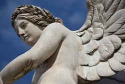 Angel statue on the Berlin Castle bridge