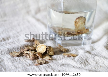 Angelica Angelica Gansu Angelica Angelica Tablet Health Health Tea Health and Health #1099113650