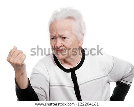 Problem making a fist