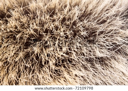 Animal fur. Use for texture or background - stock photo