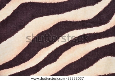 Animal print useful as a background pattern or texture