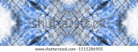 Animal Repeat Skin Pattern. Blue and White Seamless Panoram Illustration. Watercolor picture. Trendy colors. Texture African print. Leopard leather. Animal Repeat Abstract.