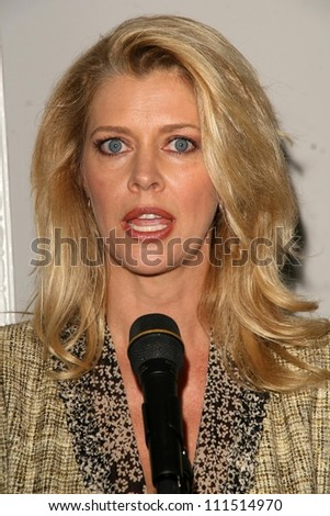 Anita Seelig at the press conference for Ring Plus. Beverly Wilshire Hotel, Beverly Hills, CA. 06-04-07