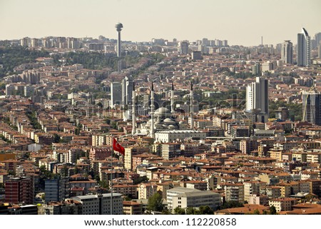 Ankara, Capital city of Turkey