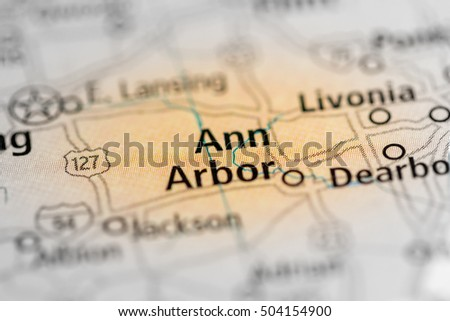 Ann Arbor. Michigan. USA