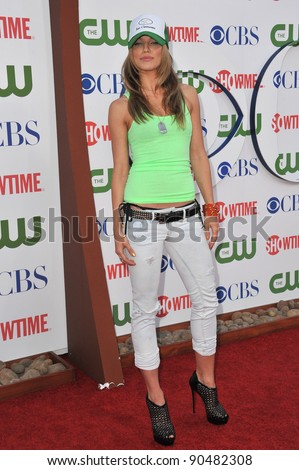 AnnaLynne McCord, star of 90210, at the CBS Summer 2011 TCA Party at The Pagoda, Beverly Hills. August 3, 2011  Los Angeles, CA Picture: Paul Smith / Featureflash