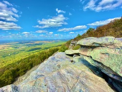 Annapolis Rock/Black Rock Cliff, Appalachian Trail