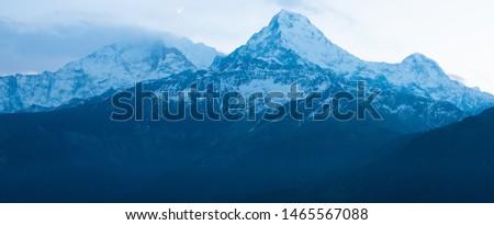 Annapurna Base Camp Trekking the spectacular trekking trails in Nepal #1465567088