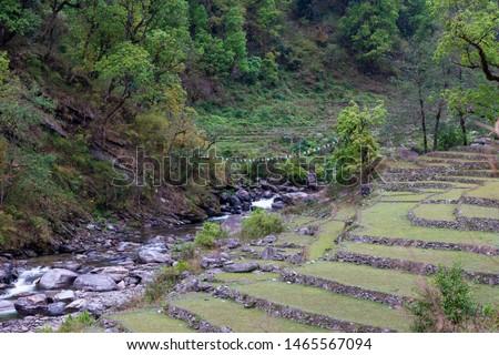 Annapurna Base Camp Trekking the spectacular trekking trails in Nepal #1465567094