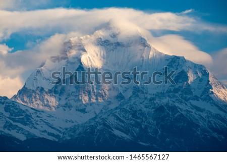 Annapurna Base Camp Trekking the spectacular trekking trails in Nepal #1465567127