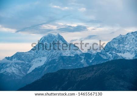 Annapurna Base Camp Trekking the spectacular trekking trails in Nepal #1465567130