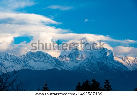 Annapurna Base Camp Trekking the spectacular trekking trails in Nepal #1465567136