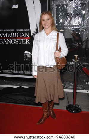 Anne Judson-Yager at an industry screening for \
