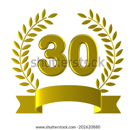 Anniversary Thirtieth Meaning Happy Birthday And 30Th