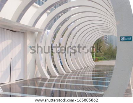 Annular corridor #165805862