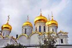 Annunciation church of Moscow Kremlin