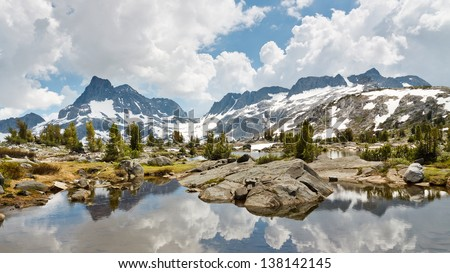 ansel adams wilderness alpine...