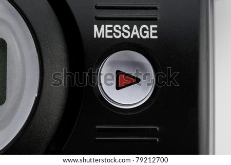 answer phone button
