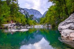 Antalya Göynük Canyon