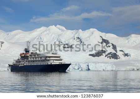 Antarctic Cruising