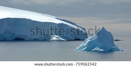 Antarctic iceberg (Antarctic)