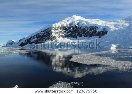 Antarctic Peninsula,