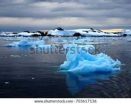 Antarctic Peninsula Antarctic Landscape
