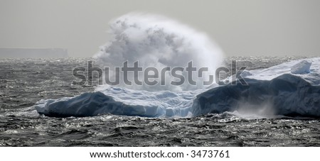 Antarctic wave