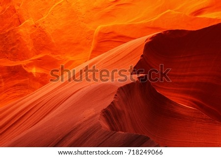 Antelope canyon #718249066