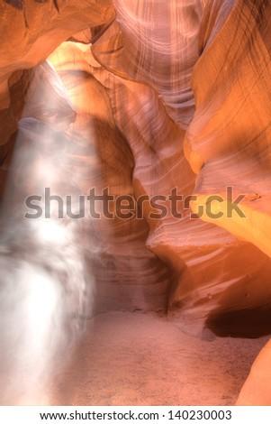 Antelope canyon, Lake Powell, Page