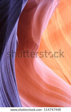 Antelope Slot Canyon, Page, Arizona, USA.