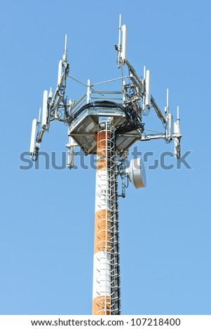 antenna for telecommunications