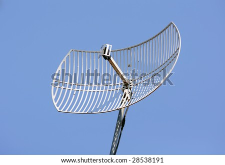 Antenna for wireless network connections