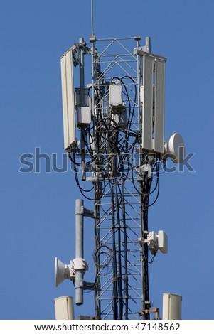 Antenna mobile communication.