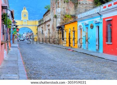 antigua   guatemala   july 30   ...