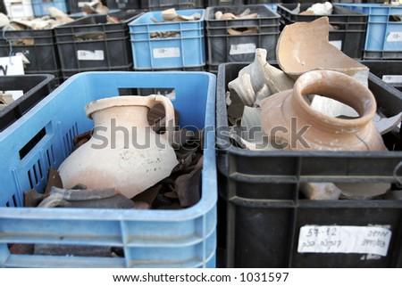 Antique amphoras – debris- MORE SIMILAR AVAILABLE, PLS LOOK IN MY PORTFOLIO