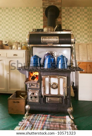 Old wood cooking on Pinterest | Antique Wood, Antique Stove and Stove